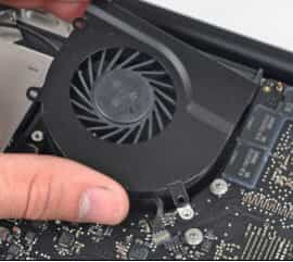laptop processor fan repair and services