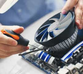 computer fan noisy repair and services in mumbai