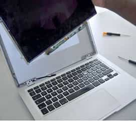 mac-book, mac-air laptop screen repair services replacement in mumbai